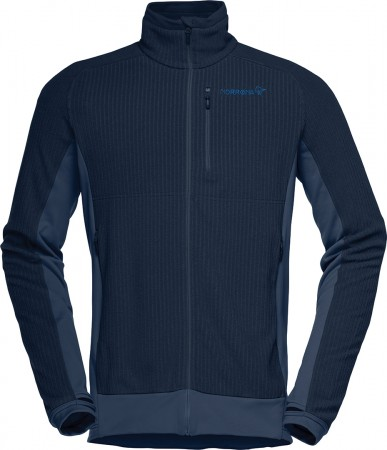 LOFOTEN WARM1 Fleece 2020 indigo night