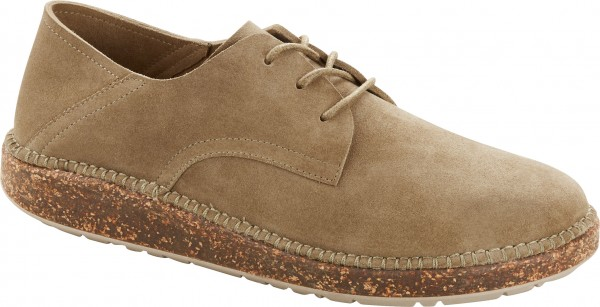 GARY SUEDE LEATHER SLIM Schuh 2021 ginger