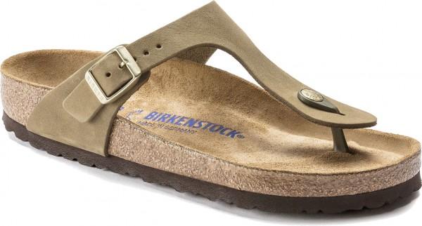 GIZEH SOFT Sandale 2021 faded khaki