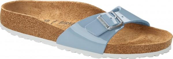 MADRID SLIM Sandale 2021 patent dove blue