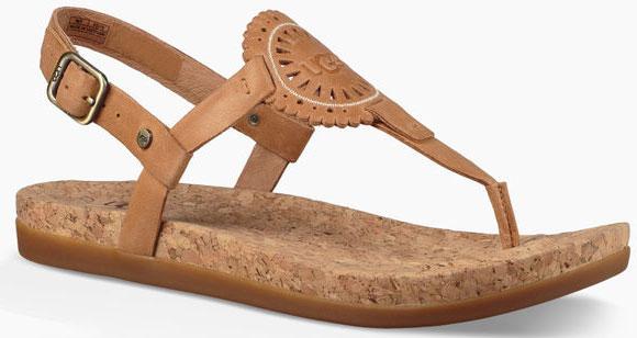 AYDEN II Sandale 2019 almond