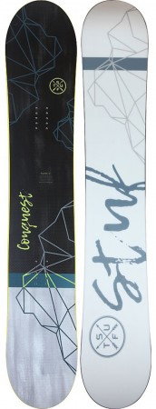 CONQUEST Snowboard 2020