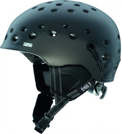 ROUTE Helm 2020 black