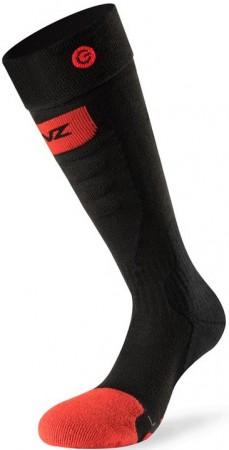 HEAT 5.0 TOE CAP SLIM FIT Socken 2020 black/red/grey