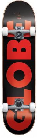 G0 FUBAR Skateboard 2022 black/red