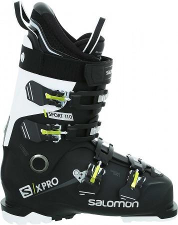 X PRO SPORT 110 Ski Schuh 2021 black/anthracite/white