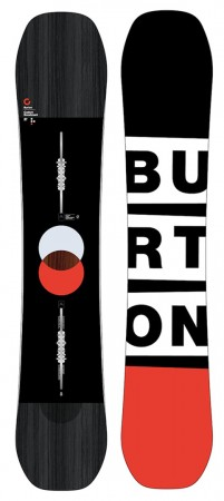 CUSTOM WIDE 2nd Snowboard 2020