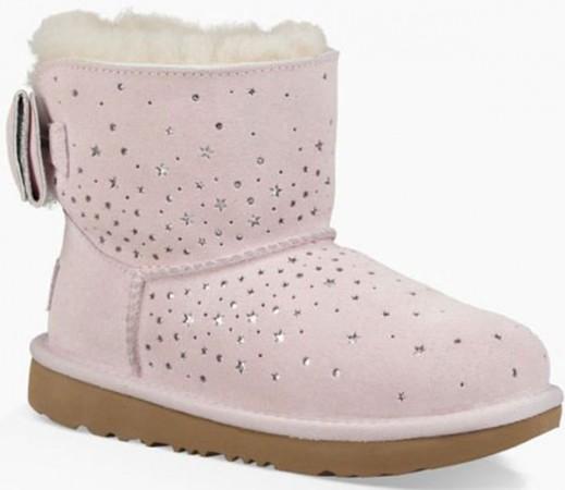 STARGIRL MINI BOW CLASSIC KIDS Stiefel 2019 baby pink