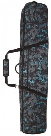 WHEELIE GIG BAG Boardbag 2020 slate shelter camo