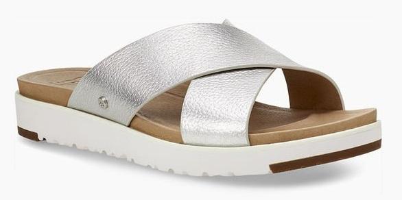 KARI METALLIC Sandal 2019 silver