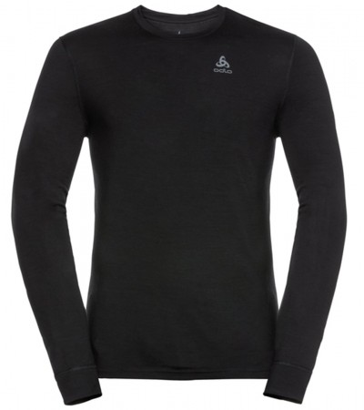 NATURAL WARM Longsleeve 2020 black