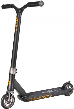 IZZY EARTH Scooter black
