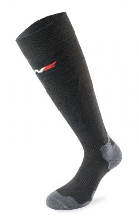 SKIING 6.0 Socken 2021 black/grey