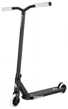 BASE Scooter black/white