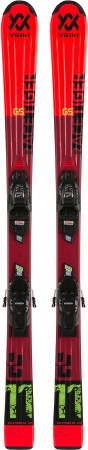 RACETIGER JR Ski 2020 red inkl. 4.5 VMOTION JR Bindung 2020 black/anthracite