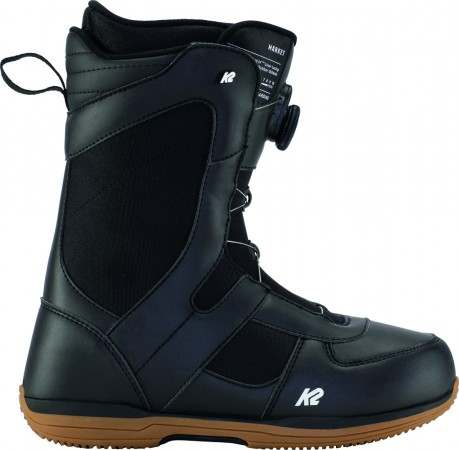 MARKET Boot 2021 black