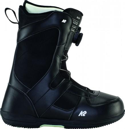 BELIEF Boot 2021 black
