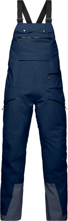 TAMOK GORE-TEX PRO BIB Pants 2020 indigo night