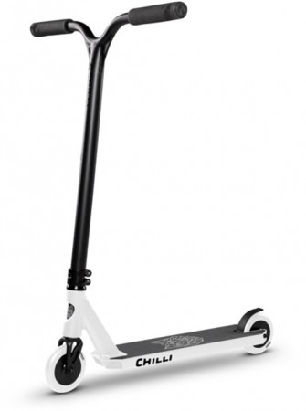 ARCHIE COLE Scooter white