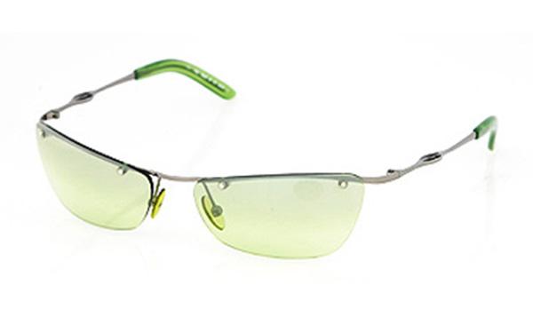 VIRTUE Sonnenbrille chrome/green gradient mirror