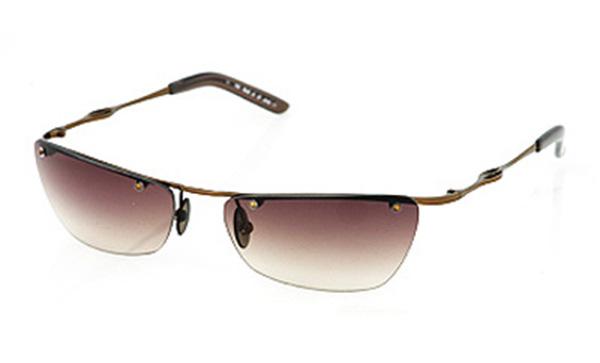 VIRTUE Sonnenbrille bronze/brown gradient
