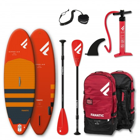 RIPPER AIR 7,10 SUP 2022 inkl. PURE ADJUSTABLE 3-Piece Paddel