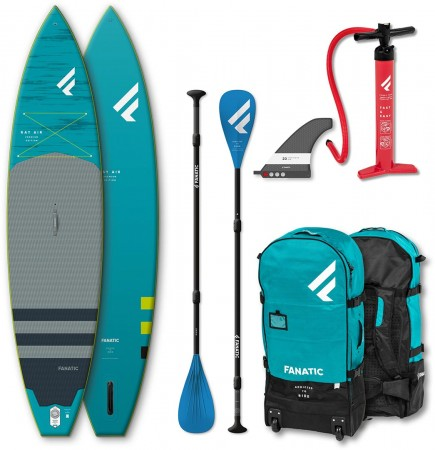 RAY AIR PREMIUM 13,6 SUP 2021 inkl. PURE ADJUSTABLE 3-Piece Paddel