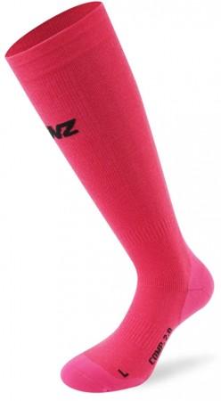 COMPRESSION MERINO 2.0 Socken 2021 pink