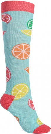 WOMEN SUPER PARTY Socks 2018 citrus