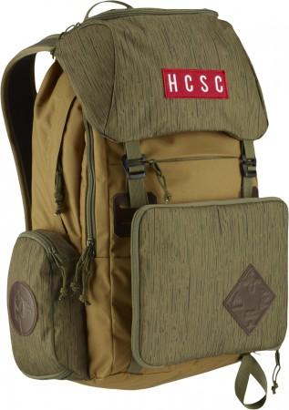 HCSC SCOUT Rucksack 2018 cascade green