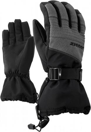 GANNIK AS Handschuh 2017 grey denim