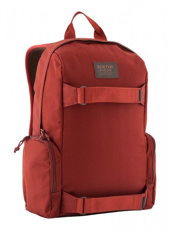 EMPHASIS Rucksack 2018 fired brick twill