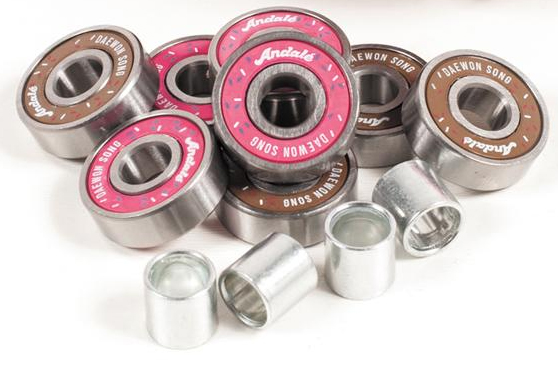 DAEWON SONG DONUT 8 Pack Bearings