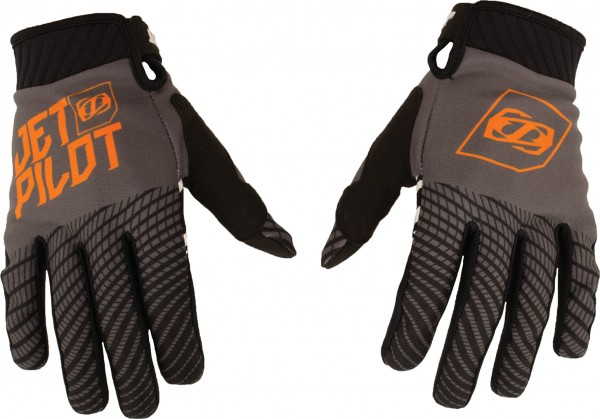 MATRIX PRO SUPER LITE Handschuh 2018 charcoal/orange