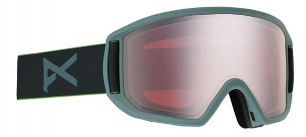 RELAPSE Schneebrille 2020 grey/sonar silver