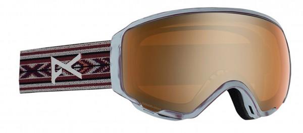 WM1 Schneebrille 2020 bohemian/sonar bronze