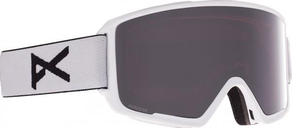 M3 SPARE Schneebrille 2021 white/perceive sunny onyx