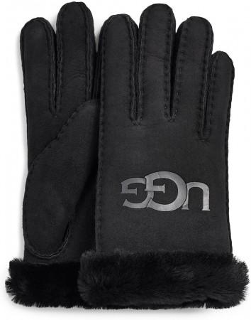 SHEEPSKIN LOGO Handschuh 2020 black