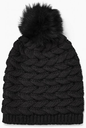 CABLE POM Hat 2020 black