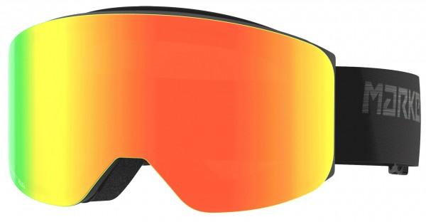 SQUADRON Goggle 2020 black /red plasma mirror