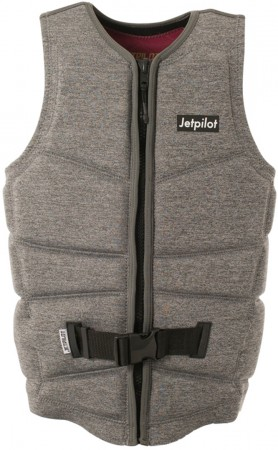 LEWY C4 IMPACT Vest 2019 grey heather