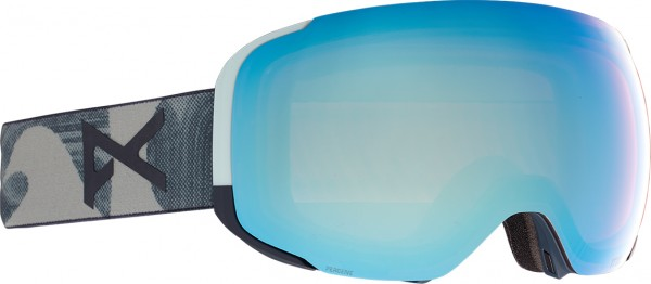 M2 MFI SPARE Schneebrille 2021 ty williams/perceive variable blue
