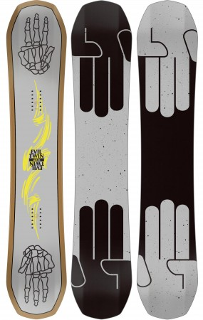 EVIL TWIN WIDE Snowboard 2020