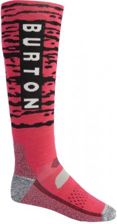 PERFORMANCE MIDWEIGHT Socken 2021 punchy pink