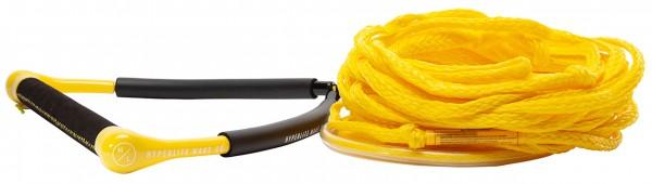 CHAMOIS GRIP Hantel + 60 PE Seil 2021 yellow