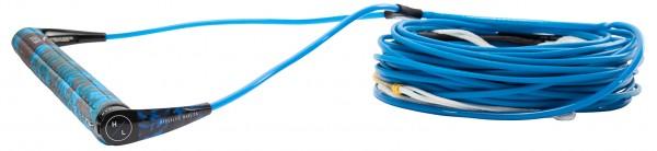 SUBLIMATED NEO GRIP Hantel + 80 A-LINE Seil 2021 blue