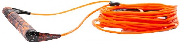 SUBLIMATED NEO GRIP Hantel + 70 X-LINE Seil 2020 orange