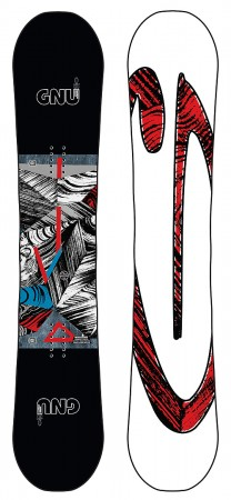 ASYM CARBON CREDIT WIDE Snowboard 2020