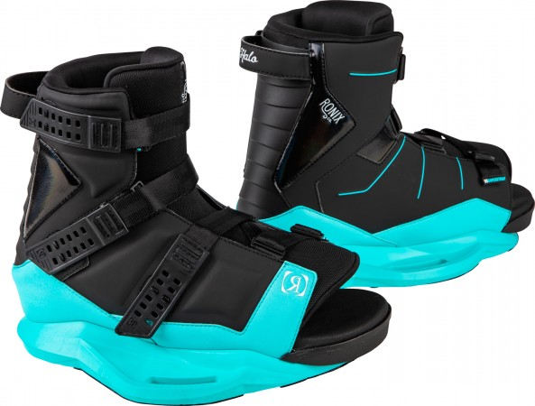 HALO Boots 2021 black/blue orchid