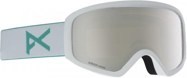 INSIGHT SPARE Goggle 2020 white/silver amber